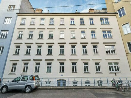 Freundliche, helle 4-Zimmer Dachgeschosswohnung Nähe Altes AKH!
