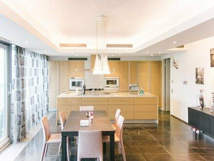 Luxus Penthouse mit 281 m2 großer Wohnfläche und 151 m2 Terrassenfläche in unmittelbarer Innenstadtnähe!