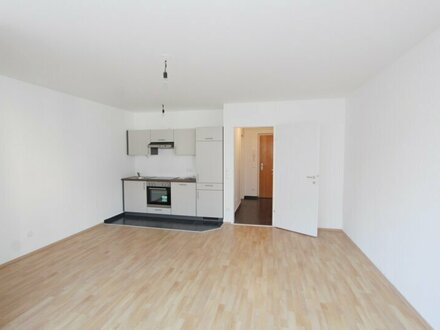 HOFSEITIGE - ERSTBEZUG 1 Zimmer Neubauwohnung!