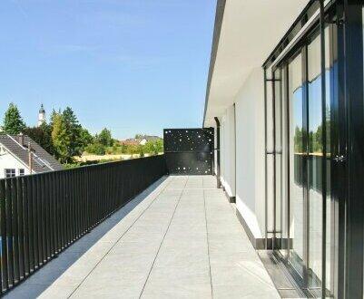 Penthouse: Moderne 3-Zimmer-Wohnung mit XL-Terrasse in Alt-Liefering