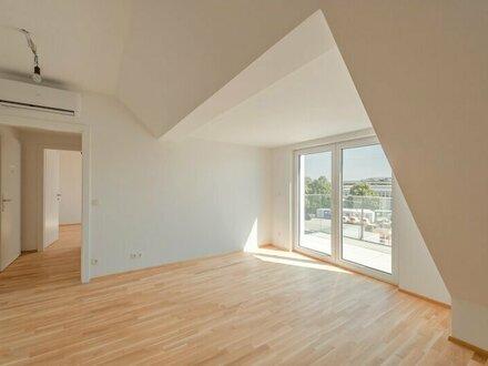 ++NEU++ Perfekt für Anleger: 2-Zimmer DG-ERSTBEZUG mit Terrasse in TOP-Lage!