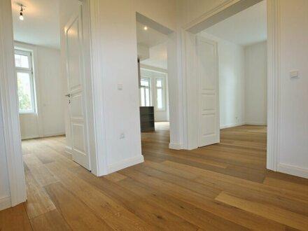 DESIGNER ALTBAU-ERSTBEZUG nach Sanierung: 84m², 3 Zimmer - 1060 Wien