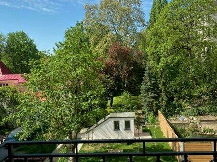 (ExklusiverErstbezug) Traumwohnung mit unverbautem Grünblick im Stadtpalais am unteren Belvedere