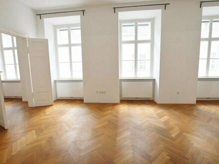 WOHNEN AM Franziskanerplatz: helle Altbauwohnung mit Flair - 1010 Wien