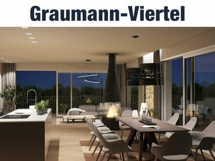 Ihr Logenplatz über Traun - Penthouse im Graumann-Viertel | Top 2.4.1