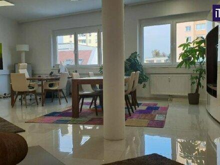 IDEAL! Ihr neues Office in FREQUENZLAGE! Moderne Ausstattung + Hauseigene Parkplätze + Top-Infrastruktur!