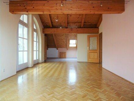 2-Zimmer-Dachgeschosswohnung - Piding
