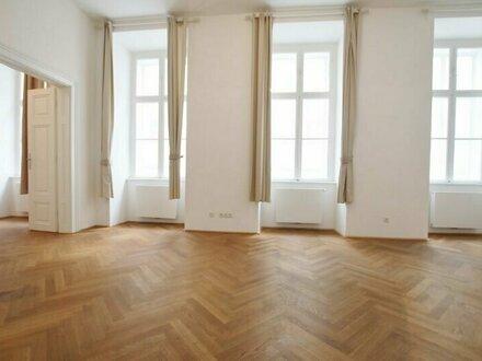 Mitten im 1. Bezirk - WOHNEN AM FRANZISKANERPLATZ - 3 Zimmer Stilaltbau Wohnung mit 83m² - 1010 Wien