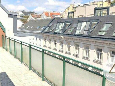 Nähe Josefstädter Straße Dachterrassenwohnung in TOP Lage