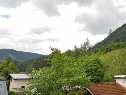 Annaberg - gemütliche 2-Zimmerwohnung, da wo die Natur zu Hause ist