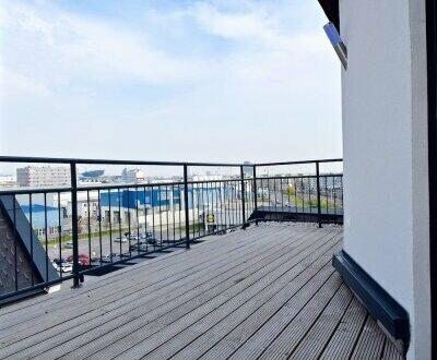 Terrassenwohnung mit Weitblick und tollem Grundriss!