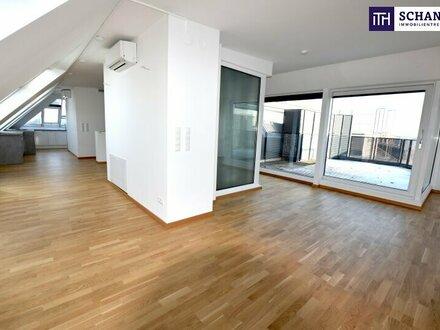 Familienglück auf zwei Etagen - Exklusive Terrassenwohnung auf über 210 m²!!