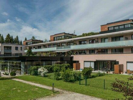 Elsbethen: 4-Zimmer-Wohnung mit Blick ins Grüne!