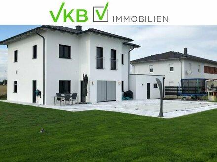 Neues Wohnprojekt Ried/I. zentrale Lage, Gartenstraße -Doppelhaushälfte