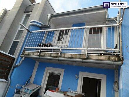 **ITH #ANGESAGT! Ideales Ein- oder Zweifamilienwohnhaus mitten im Zentrum + MURBLICK + Große Terrassen + Trendige Lage!