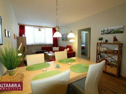 Tauplitz im Ausseerland-Salzkammergut - Eine gepflegte Ferien-Wohnung mit Komplettmöblierung lädt ein - Hallenbad inklusive!