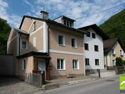 Kleines aber feines Einfamilienhaus in Ebensee am Traunsee!!