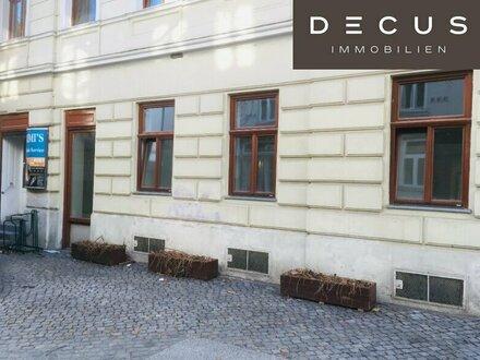 Lokalität in der Altstadt von Mödling
