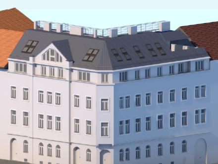 Luxusdachterrassen Wohnung mit Fernblick