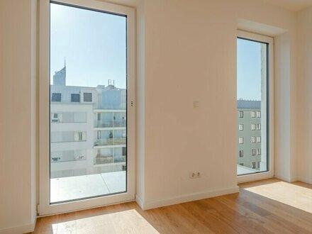 ++NEU++ Hochwertiger 1-Zimmer NEUBAU-ERSTBEZUG mit ca. 6m² Balkon, optimales ANLAGEOBJEKT zur Vermietung! oder für Singles!