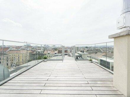 Super DG-Wohnung mit 4 Zimmer und Dachterrasse in ruhiger Lage in 1040 Wien zu verkaufen!