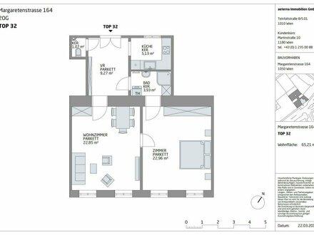 Schöne Altbauwohnung- 2 Zimmer- 65m²- 3,10m Deckenhöhe