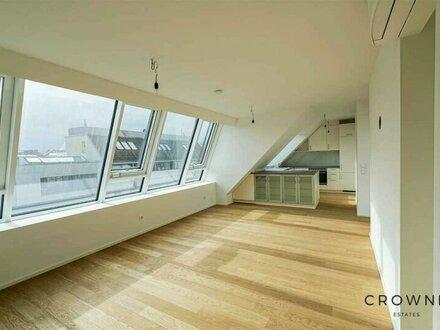 Wunderschöne Dachgeschosswohnung mit großer Terrasse!