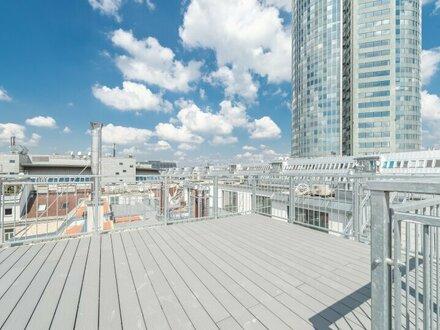 ++NEU** Hochwertige 3-Zimmer DG-Maisonette, Erstbezug, tolle Aufteilung! riesige Dachterrassen, toller Ausblick!! komplett…