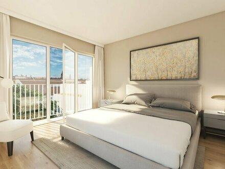 Grandios: 2 Zimmer im herrlichen Dachgeschoss
