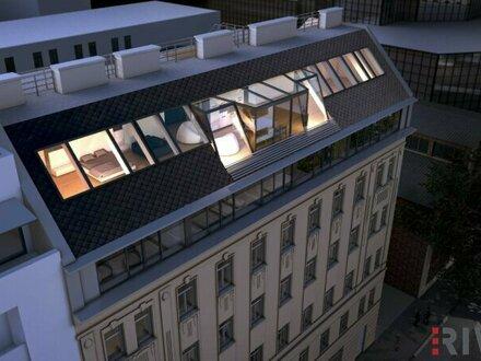 ROOFTOP Garden´s | einzigartige Dachgeschoss-Wohnungen mit großzügigen Gartenflächen