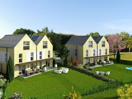 Herrliches Doppelhaus mit riesen Garten im Zentrum von Guntramsdorf