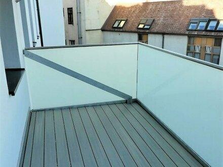 Erstbezug: 57m² Neubau + 7,3m² Balkon mit Fernwärme - 1060 Wien