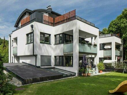Leopoldskron: Modernes Penthouse in Altstadtnähe!