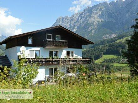 Wohnen auf der Sonnenseite: Helle 3,5-Zimmer-Wohnung + Garten