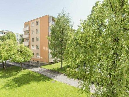 WOHNEN AN DER GLAN! Schöne, sonnige 3-Zimmer-Wohnung mit Loggia zu vermieten