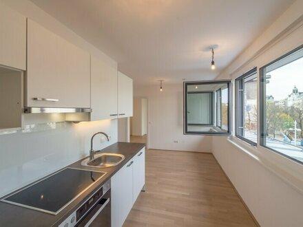 Six in the City: BESTLAGE direkt beim Haus des Meeres, TOP ausgestatteter 2-Zimmer NEUBAU-ERSTBEZUG!