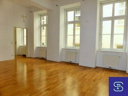 Naschmarkt: Ruhiger 44m² Altbau mit Einbauküche - 1060 Wien