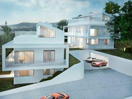 Luxeriöse 8-Zimmer-Villa mit Terrasse und Garten in Baden