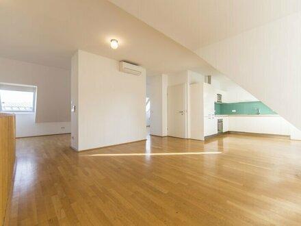 5-Zimmer DG-Wohnung mit Terrasse in guter Lage in 1040 Wien zu vermieten!