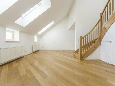 Schöne 2-Zimmer Maisonette-Wohnung mit Terrasse zum Innenhof in ruhiger Lage in 1010 Wien - UNBEFRISTET zu mieten!