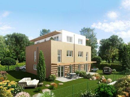 Herrliches, neues Doppelhaus im Zentrum von Brunn/Gebirge