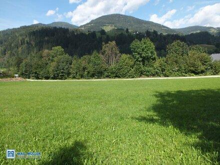 Schönes Baugrundstrück Afritz nicht weit von Villach entfernt