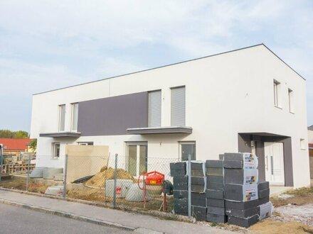 Doppelhaushälfte in Fischamend, ERSTBEZUG, 10 Autominuten nach Wien!