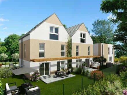 Doppelhaus in Mannswörth, Lehner & Trompeter Bauträger