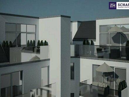 PERFEKT geschnittene Dachgeschosswohnung mit drei Zimmer + Feinster Ausstattung + Grandioser Terrasse!