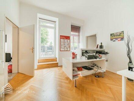 Attraktives 4-Zimmer-Büro, Nähe Mariahilferstraße