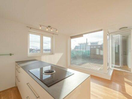 ++NEU** Tolle 3-Zimmer Dachgeschosswohnung mit fantastischer Terrasse!