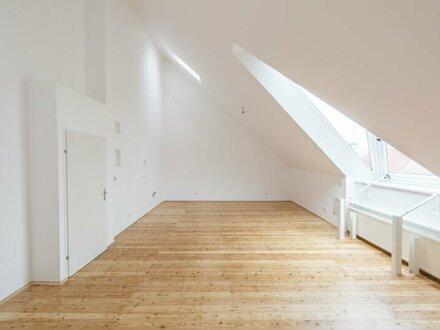 Sehr helle 2-Zimmer Dachgeschoss Wohnung mit Terrasse in 1030 Wien zu verkaufen!