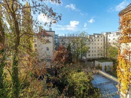 ++NEU++ 2 Zimmer- Altbau-ERSTBEZUG an der Donau mit 5m² hofseitigem Balkon!