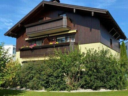 3-Zimmer-Dachgeschosswohnung mit Balkon und Abstellplatz in Loig zu verkaufen